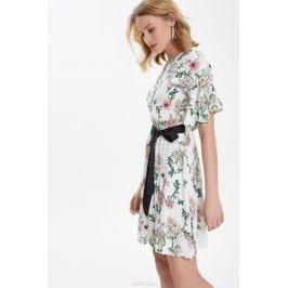 Платье Concept Club Brig, цвет: белый. 10200200452_200. Размер XL (50)