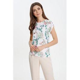 Блузка женская Concept Club Gigi, цвет: белый. 10200110312_200. Размер XXS (40)