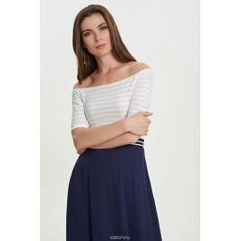 Блузка женская Concept Club Bruno, цвет: белый. 10200110308_200. Размер XL (50)
