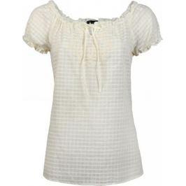 Блузка женская oodji Collection, цвет: кремовый. 21400275/18098/3000N. Размер 38 (44-170)