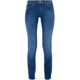 Джинсы женские Wrangler Slim, цвет: синий. W28LGR12M. Размер 34-32 (50-32)