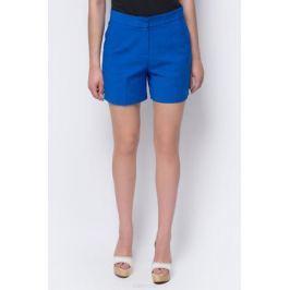 Шорты женские adL, цвет: синий. 17030400003_Z35. Размер XS (40/42)