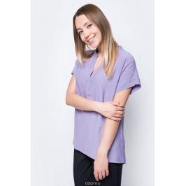 Блузка женская adL, цвет: сиреневый. 11533454000_024. Размер XS (40/42)