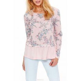 Блузка Top Secret, цвет: розовый. SSW2326RO. Размер 42 (50)
