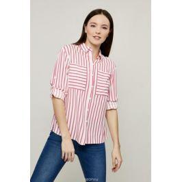 Блузка женская Zarina, цвет: розовый. 8224101331090. Размер 46