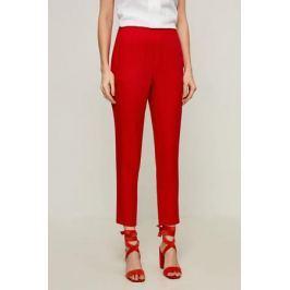 Брюки женские Zarina, цвет: красный. 8225203703070. Размер 48