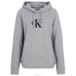 Толстовка женская Calvin Klein Jeans, цвет: серый. J20J205650_0380. Размер XL (48/50)