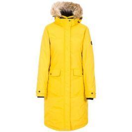 Пуховик женский Trespass Munros, цвет: желтый. FAJKDOM20005. Размер XL (50)