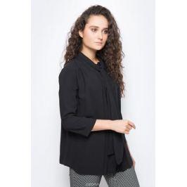 Блузка женская adL, цвет: черный. 11533259000_001. Размер XS (40/42)