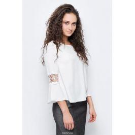 Блузка женская adL, цвет: молочный. 11532069000_019. Размер XS (40/42)