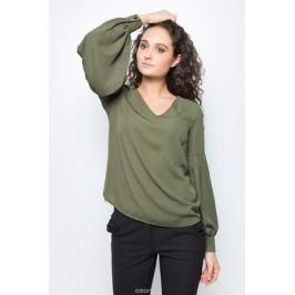 Блузка женская adL, цвет: зеленый. 11533109000_034. Размер XS (40/42)