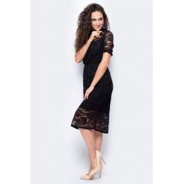 Платье женское adL, цвет: черный. 12433181000_001. Размер XS (40/42)