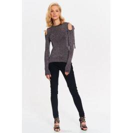 Джемпер женский Top Secret, цвет: черный. SSW2246CA. Размер 42 (50)