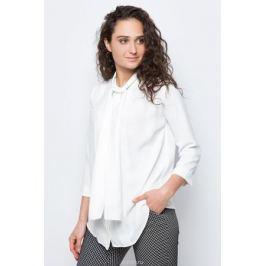 Блузка женская adL, цвет: молочный. 11533259000_019. Размер XS (40/42)