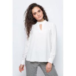 Блузка женская adL, цвет: молочный. 11531858000_019. Размер XS (40/42)