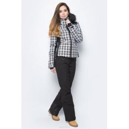 Куртка женская Luhta, цвет: серый, черный. 838426361L7V_094. Размер 34 (42)