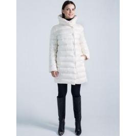 Пальто женское Defreeze, цвет: белый. 72-152_off white. Размер 54
