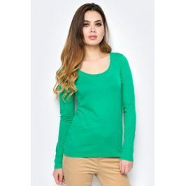 Лонгслив женский United Colors of Benetton, цвет: зеленый. 3I97E1F54_07K. Размер XS (40/42)