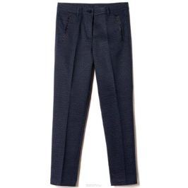 Брюки женские United Colors of Benetton, цвет: черный. 4BQI55644_700. Размер 38 (40)