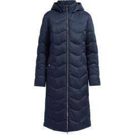 Пальто женское Finn Flare, цвет: темно-синий. W17-11011_101. Размер XXL (52)