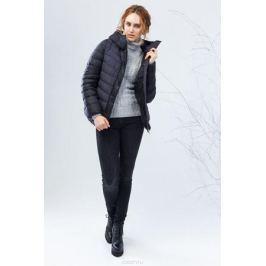 Куртка женская Clasna, цвет: черный. CW17D-007CW. Размер XXL (50) Женская одежда