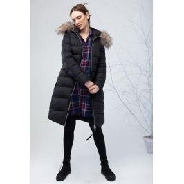 Куртка женская Clasna, цвет: черный. CW17D-031CH. Размер XL (48)