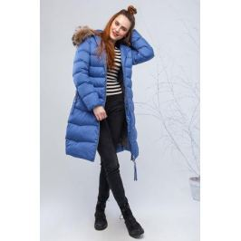 Куртка женская Clasna, цвет: голубой. CW17D-031CH. Размер XL (48)