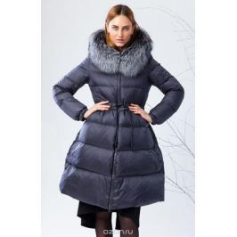 Куртка женская Clasna, цвет: темно-серый. CW17D-133DP. Размер M (44)