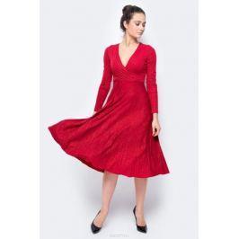 Платье женское adL, цвет: красный. 12429824002_006. Размер XS (40/42)
