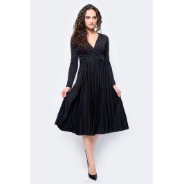 Платье женское adL, цвет: черный. 12429824002_001. Размер XS (40/42) Женская одежда