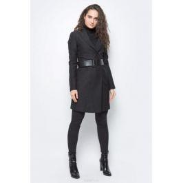 Пальто женское adL, цвет: черный. 12433098000_001. Размер XS (40/42) Женская одежда