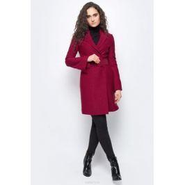 Пальто женское adL, цвет: красный. 12433098000_006. Размер XS (40/42) Женская одежда