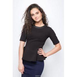 Блузка женская adL, цвет: черный. 11524396007_001. Размер L (46/48) Женская одежда