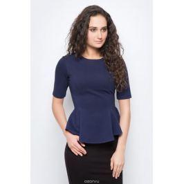 Блузка женская adL, цвет: темно-синий. 11524396007_018. Размер XS (40/42)