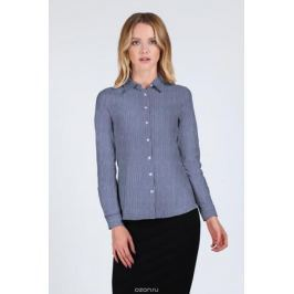 Блузка женская Tom Farr, цвет: голубой. TW1506.33808-1-coll. Размер XS (42) Женская одежда