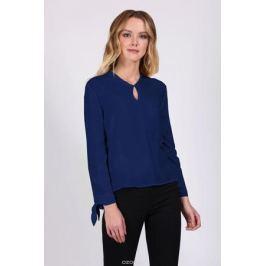 Блузка женская Tom Farr, цвет: темно-синий. TW1510.38808-1-coll. Размер XS (42)