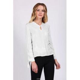 Блузка женская Tom Farr, цвет: белый. TW1510.50808-1-coll. Размер S (44) Женская одежда