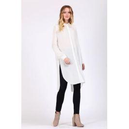 Блузка женская Tom Farr, цвет: белый. TW1557.50808-1-coll. Размер M (46)