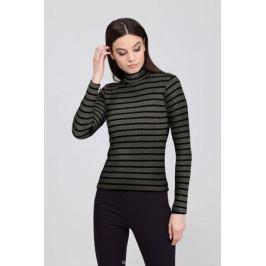 Водолазка женская Tom Farr, цвет: черный. TW4514.58808-1-coll. Размер XS (42) Женская одежда