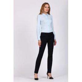 Блузка женская Tom Farr, цвет: голубой. TW1513.33808-1-coll. Размер M (46)