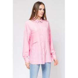 Блузка женская Tom Farr, цвет: светло-розовый. TW7508.79702-1-coll. Размер XS (42)