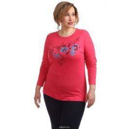 Блузка женская Averi, цвет: фуксия. 1377_052. Размер 64 (66)