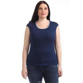 Топ женский Averi, цвет: синий. 1335_025. Размер 60 (64) Женская одежда