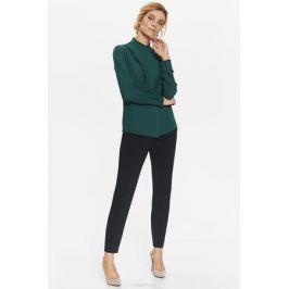 Рубашка женская Top Secret, цвет: темно-зеленый. SKL2379CZ. Размер 42 (50) Женская одежда