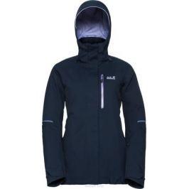 Куртка женская Jack Wolfskin Exolight Icy Jacket Women, цвет: темно-синий. 1109721_1910. Размер XL (52/54) Женская одежда