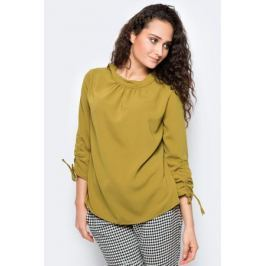 Блузка женская adL, цвет: хаки. 11531875000_077. Размер XS (40/42) Женская одежда