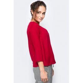 Блузка женская adL, цвет: красный. 11528509002_006. Размер XS (40/42) Женская одежда
