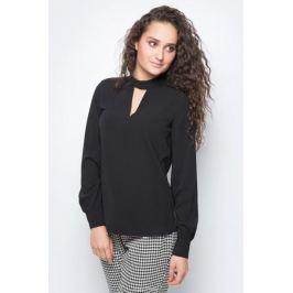 Блузка женская adL, цвет: черный. 11531858000_001. Размер XS (40/42)