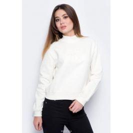 Свитшот женский Calvin Klein Jeans, цвет: бежевый. J20J206410_0030. Размер L (46/48) Женская одежда