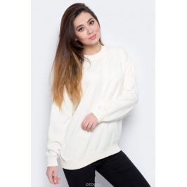 Свитшот женский Calvin Klein Jeans, цвет: бежевый. J20J206415_0030. Размер S (42/44)